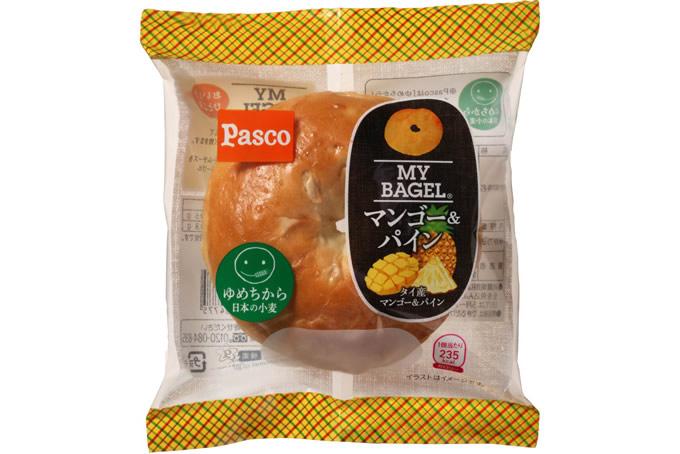 MY BAGEL マンゴー&パイン