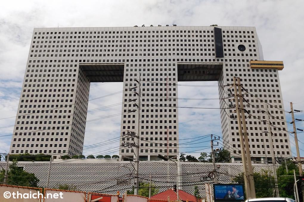 バンコクの象ビルについて教えてください