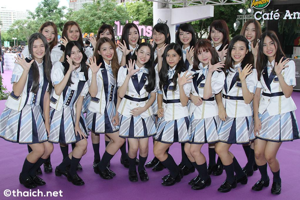 BNK48ファーストシングル発売と握手会の開催が決定