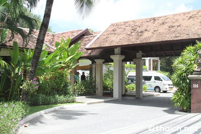 サムイ島での宿泊、「チャウエン リージェント ビーチ リゾート」を再び訪れる