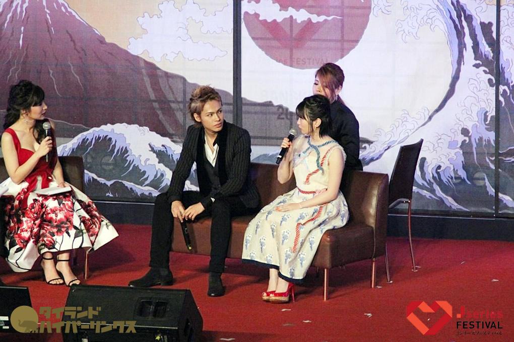 上田竜也(KAT-TUN)、志田未来がタイ・バンコクでの「Jシリーズフェスティバル2017」に登場
