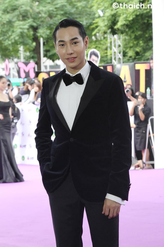タイで最も人気者はペック・パリットチョーク![Nine Entertain Awards 2017]
