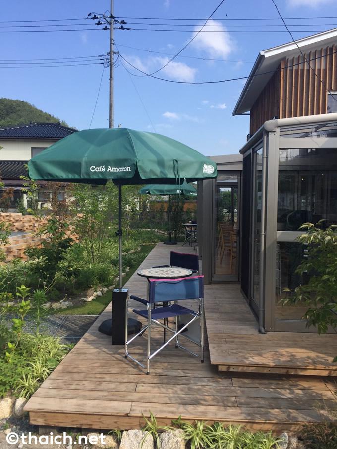 福島県の「カフェ アメィゾン」に行ってみた!