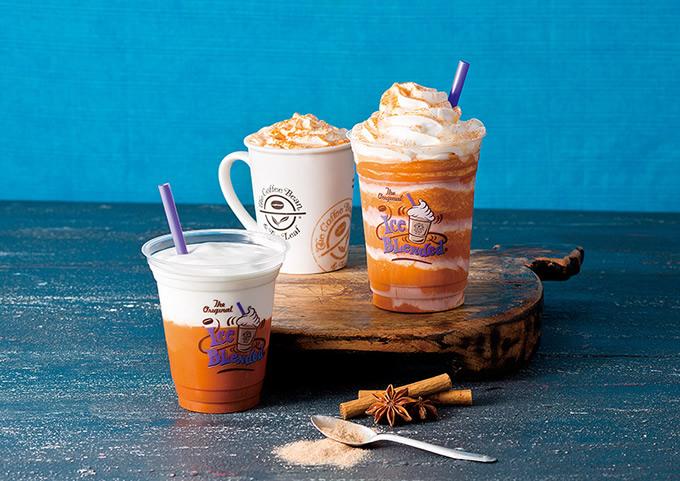 コーヒービーン&ティーリーフでタイ紅茶「チャーイェン」を夏季限定発売
