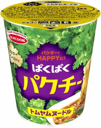ぱくぱくパクチー トムヤムヌードル