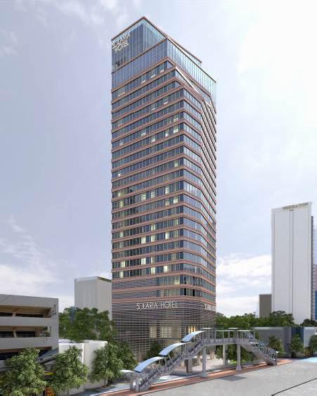 「ソラリア西鉄ホテルバンコク(仮称)」がアソークで2020年春に開業予定