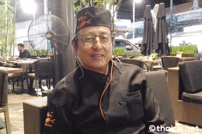 「タイ by レッドスナッパー」のオーナーシェフは日本人の福士さん