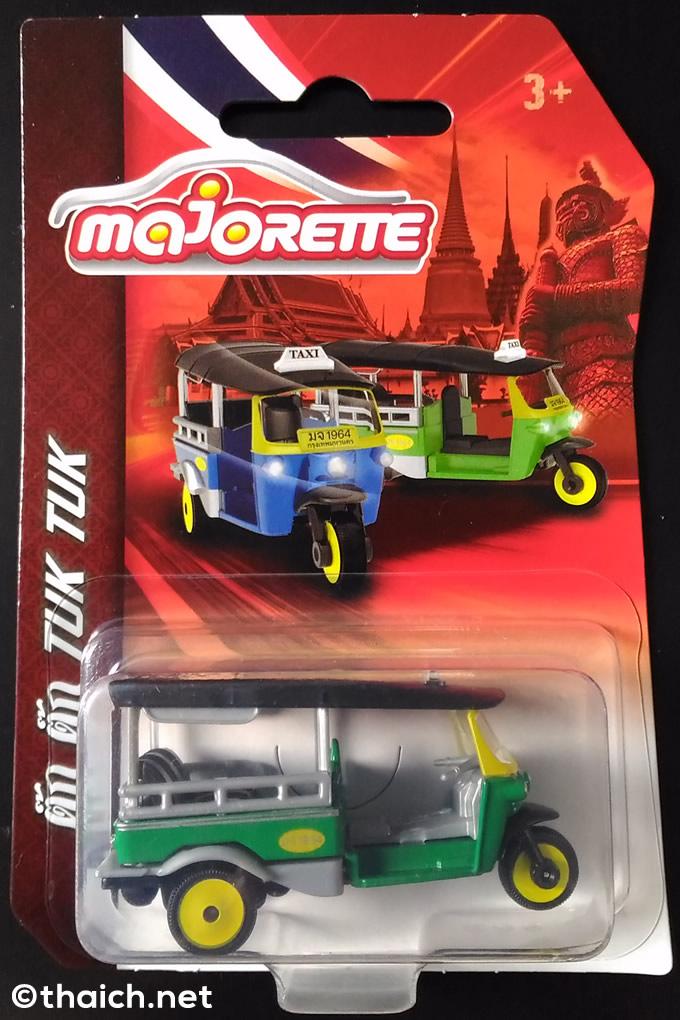 トゥクトゥクのマジョレットミニカーは129バーツ