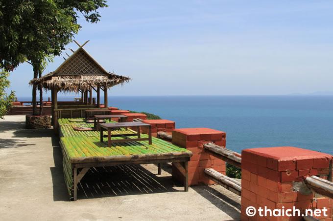 パンガン島「Three Sixty Bar」は360度見渡せる山の上の絶景バー