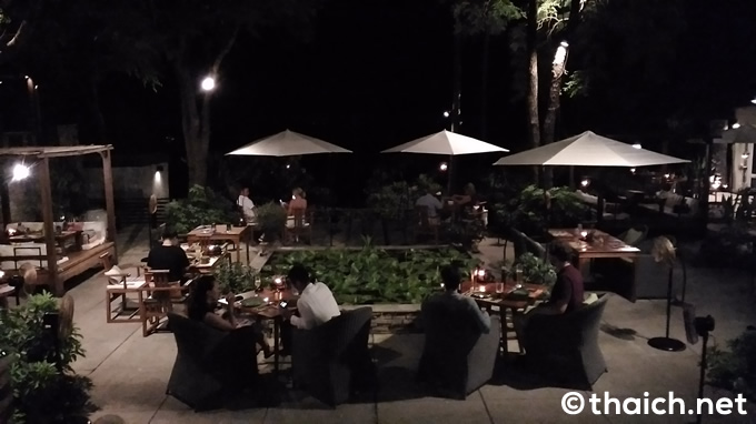 サムイ島ではやっぱりタイ料理!「シェフチョムズ・タイレストラン」