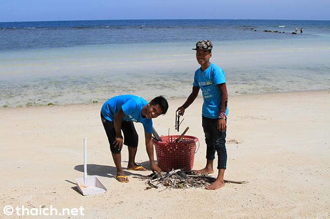 Haad Son, Pha-ngan パンガン島ハードソン