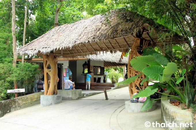サムイ島 The Jungle Club
