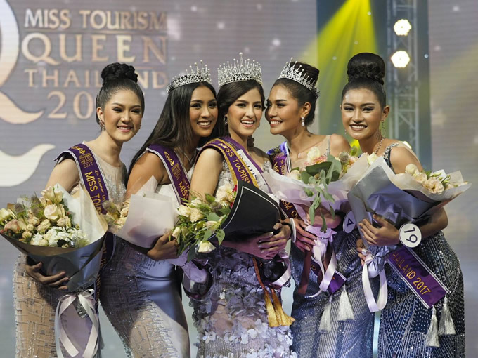 Miss Tourism Queen Thailand 2017