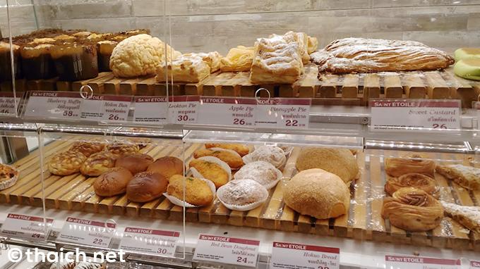 「サンエトワール」もタイヤマザキのパン屋さん