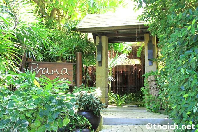 サムイ島「ザ・トンサイベイ」の「プラナスパ」で心と体のリラックス