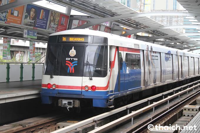 BTSパヤタイ駅のエスカレーターが崩壊、あわや死亡事故に