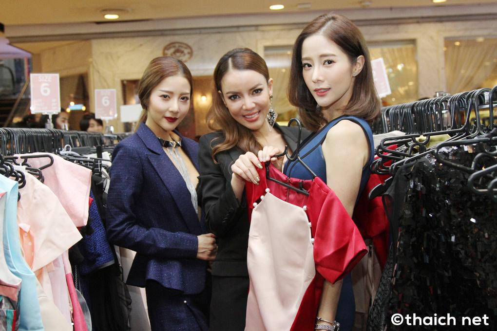 タイのファッションブランド「MONLADA」が最大9割引きセール開催!ジャム&ヌーイもショッピング