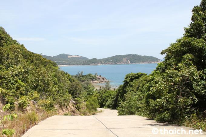 パンガン島で静かにひっそり過ごしたいならHaad Khom(ハードコム)へ