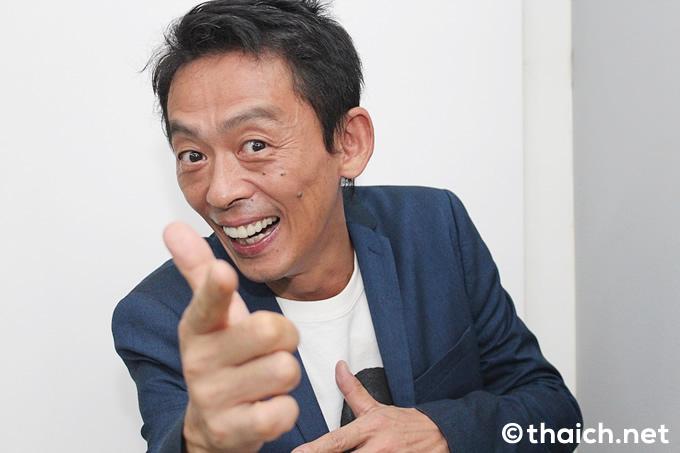 ぜんじろう独占インタビュー in タイ・バンコク