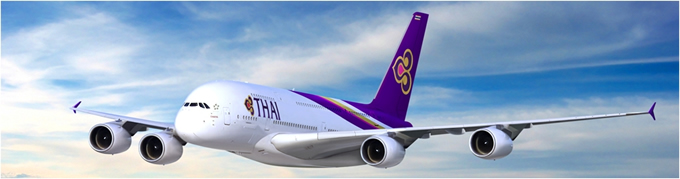 タイ航空、豪華賞品が当たる「TGでら夜便」Twitterキャンペーンを開始