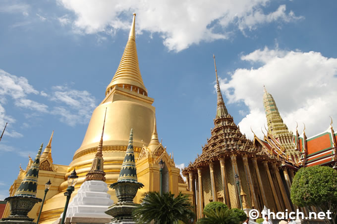 バンコクの王宮 ワット・プラケオ