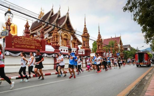 タイ国政府観光庁とサンケイスポーツが「第12回チェンマイマラソン2017」ツアー実施
