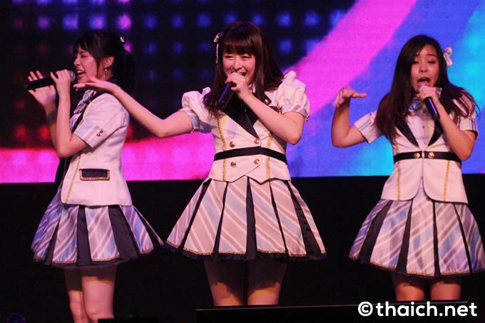 9月1日~3日に開催の「JAPAN EXPO IN THAILAND 2017」のステージに登場した伊豆田莉奈さん