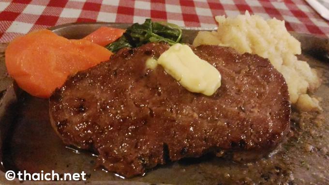 「サリカステーキ」200グラム
