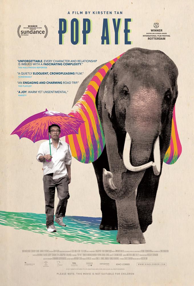 タイ映画「ポップ・アイ」が第30回東京国際映画祭で上映