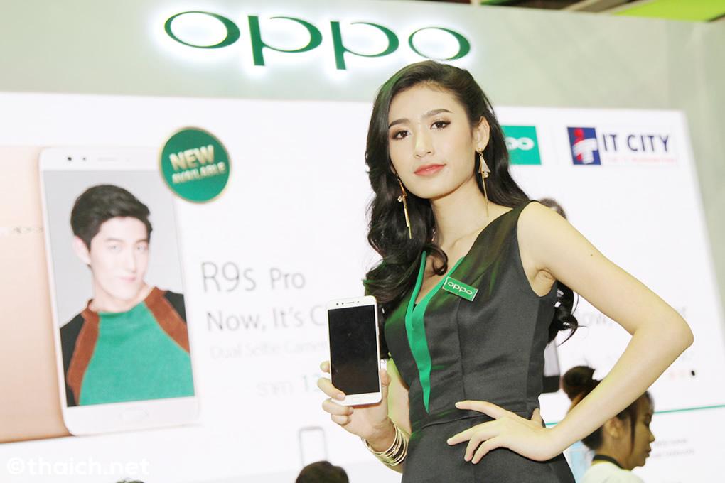 「Thailand Mobile Expo 2017」の美しきプリティガールたち