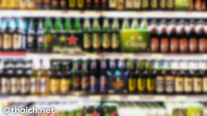 タイで酒と煙草が値上げ、2017年9月16日より