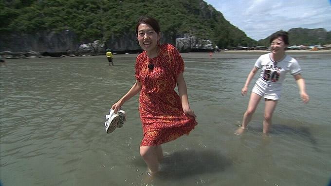 BNK48いずりな&横澤夏子がホアヒンで新しい恋愛の聖地を作る!TBS系「世界で勝手におせっかいinタイ」