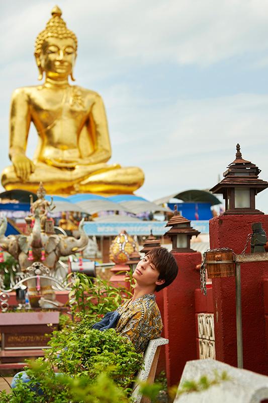 俳優・高杉真宙、タイの旅動画「はじめてのタイ」