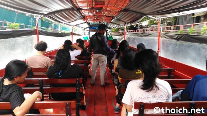 安全になったセンセープ運河の新型ボートバス