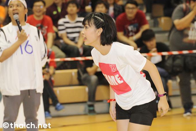 FAME! Suthasinee Aemthong(19歳)162センチ 43キロ