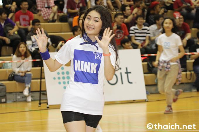 NINK! Phitchapha Kantapitchayathorn(15歳)162センチ 45キロ