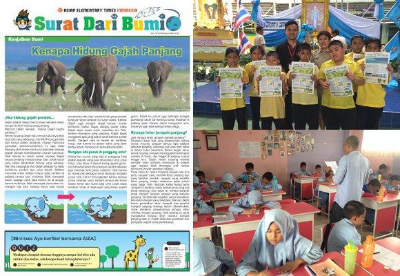 タイの小学生の1日のお小遣いは何バーツ?「アジア小学生新聞」調べ