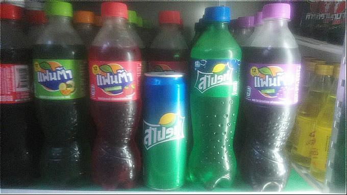 タイでお腹の調子を崩した時には、◯◯◯を飲め!!