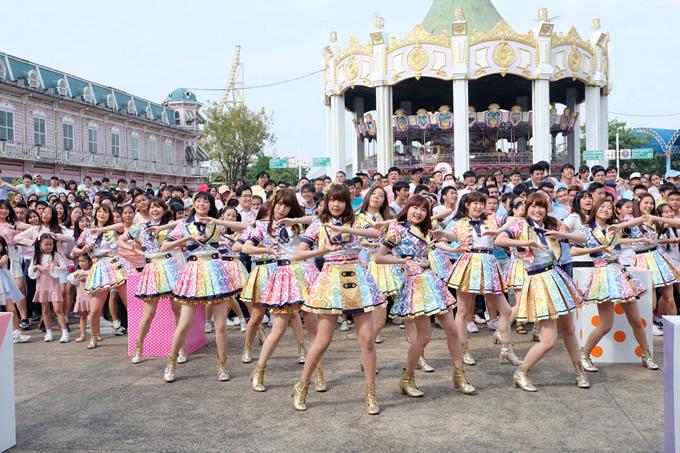 BNK48が「第69回NHK紅白歌合戦」でAKB48と共演!「恋するフォーチュンクッキー」を披露