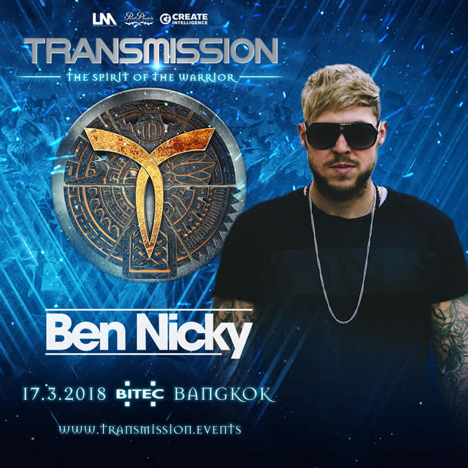 Ben Nicky(ベン・ニッキー)