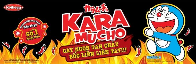 ベトナムで「カラムーチョ」が絶好調、「ドラえもん」とのコラボで