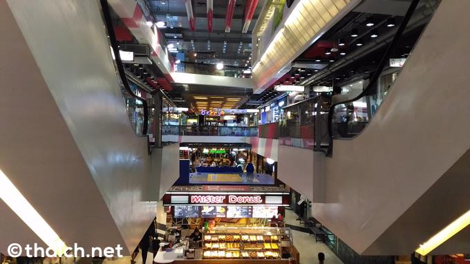 【バンセーン】ショッピングセンター「Leamtong」に出店している日本料理店を見てみた