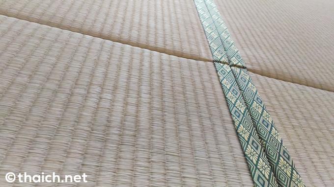 タイで畳を買う!価格は一畳1万円くらい