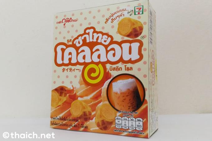 タイ紅茶味のコロン「ชาไทยโคลลอน」が新発売