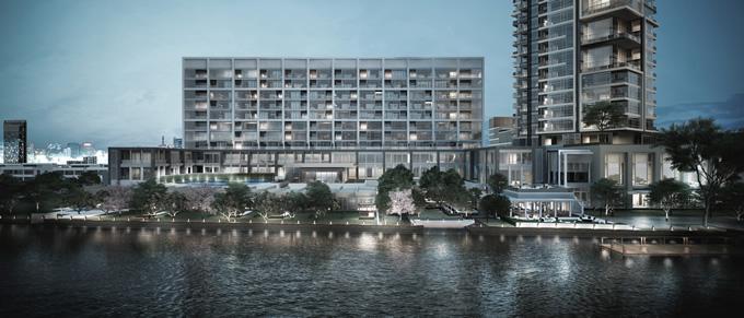 「カペラ・バンコク」チャオプラヤ川沿いで超高級ランドマークが2018年開業