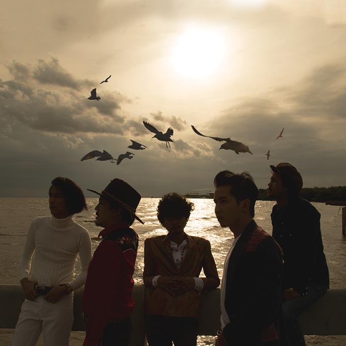 タイの人気バンド「The Richman Toy」が5年振りのアルバムをアプリでリリース!
