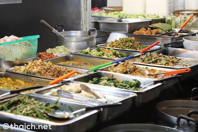 タイ料理食堂