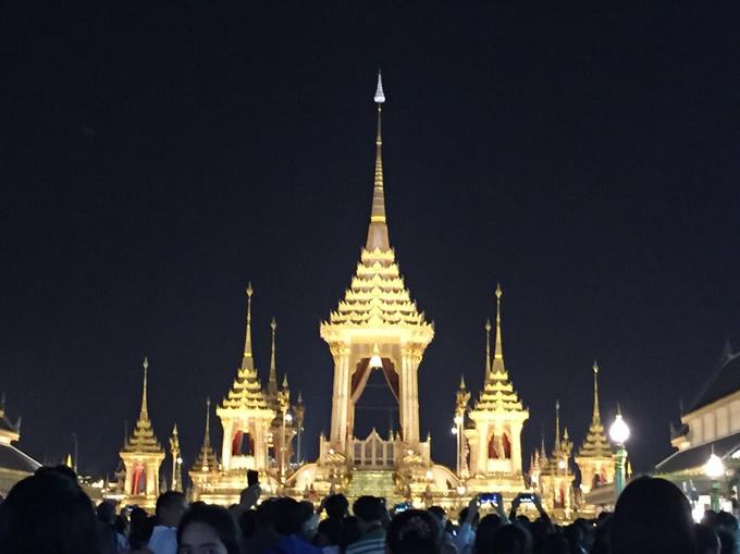 日本の文化、タイの文化-いとたくバンコク珍道中-