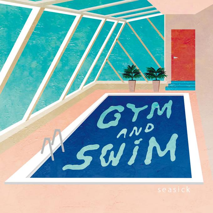 タイのシティポップバンド「Gym and Swim」の楽曲アプリがリリース