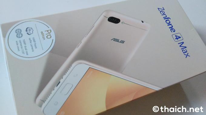 タイで「ZenFone 4 Max Pro」を7790バーツで購入